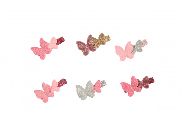 Παιδικό Κλιπ Πεταλούδες RO