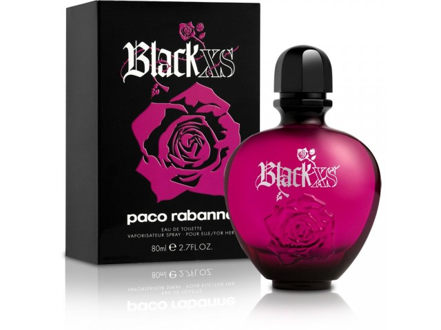 Black Xs - Paco Rabbane