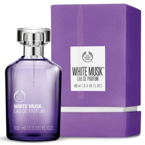 White Musk - Body Shop