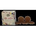Little Hotties Gingerbread (Μελόπιτα) 5τμχ Bomb Cosmetics