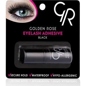 False Eyelashes & Adhesive- ΚΟΛΛΑ GOLDEN ROSE