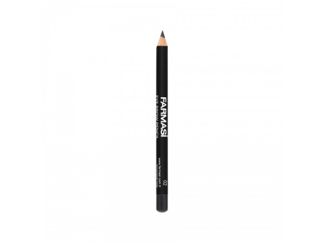 Eyebrow Pencil - 02 Gray Farmasi