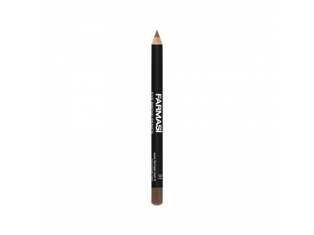 Eyebrow Pencil - 01 Brown Farmasi
