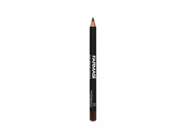 Eyebrow Pencil - 03 Dark Brown FARMASI