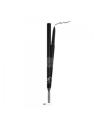 LONGSTAY Precise Browliner 102 GOLDEN ROSE