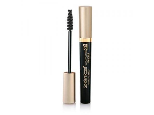 Perfect Lashes - Ultra Volume 4x Mascara GOLDEN ROSE