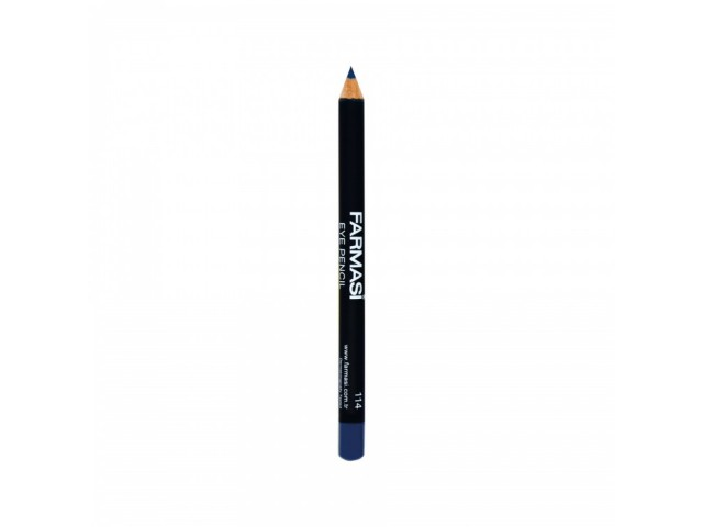 Eye Pencil - 114 Petrol Blues Farmasi