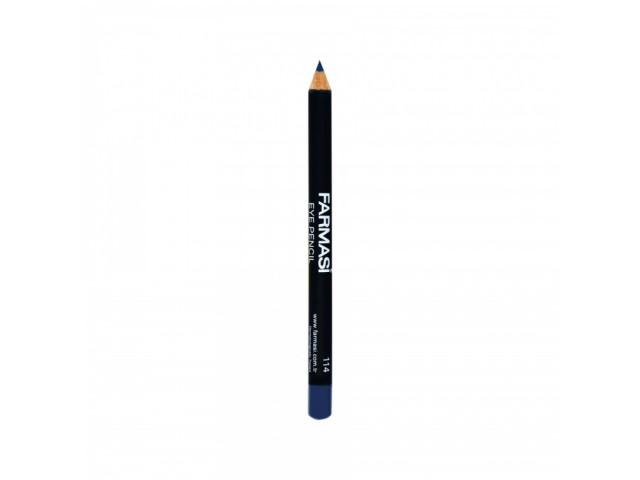 Eye Pencil - 114 Petrol Blues Farmasi