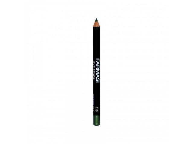 Eye Pencil - 116 Dark Green Farmasi