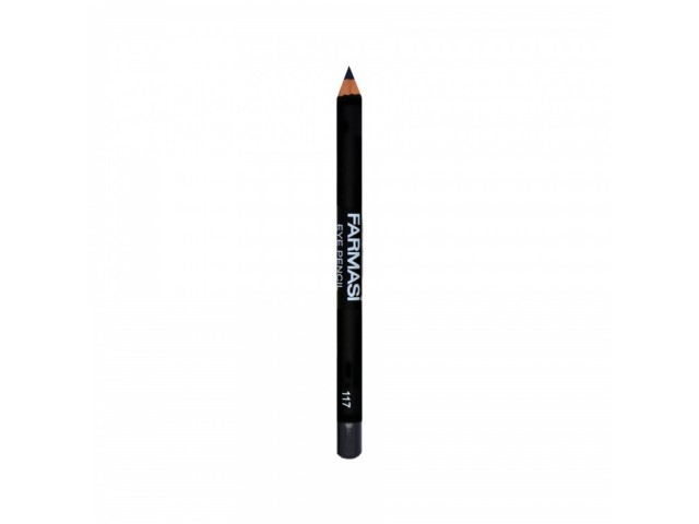 Eye Pencil - 117 Dark Gray Farmasi
