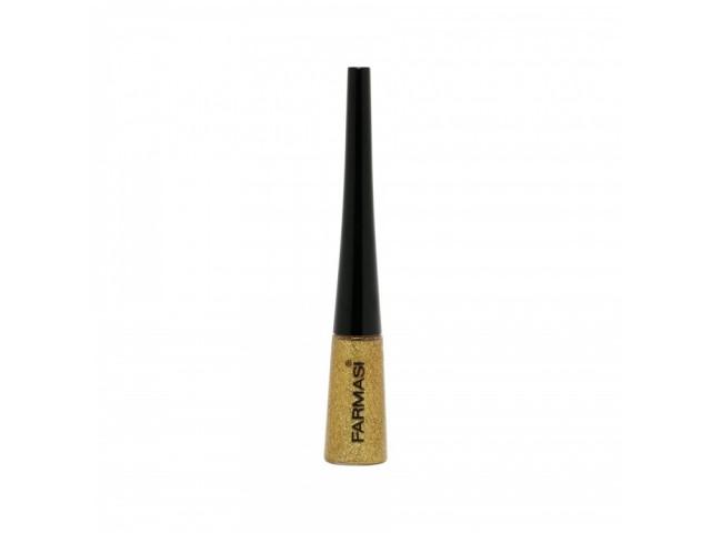 Glitter Eyeliner - 05 Gold FARMASI