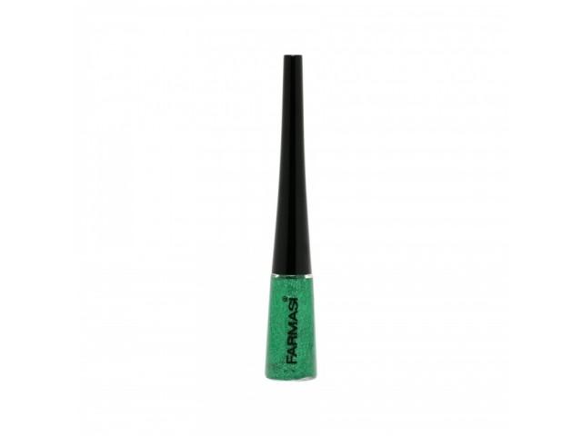 Glitter Eyeliner - 01 Green Farmasi