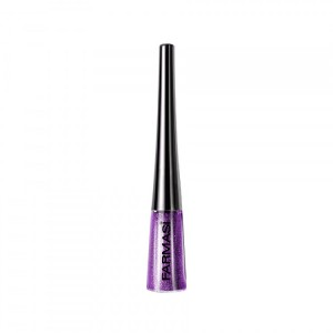 Glitter Eyeliner - 02 Purple Farmasi