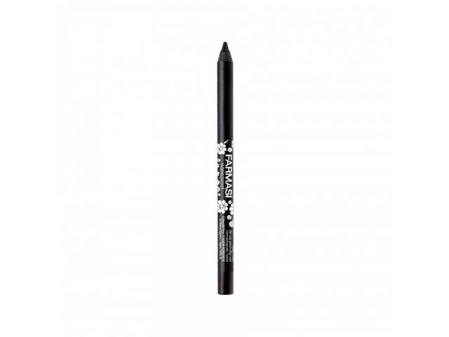 Drama Black Eye Pencil - Waterproof Farmasi