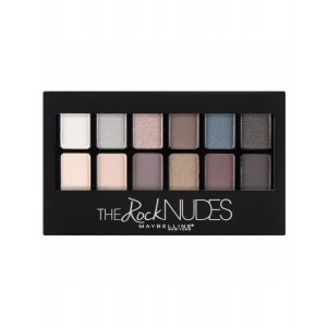 The Rock Nudes Palette Maybelline