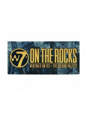 On The Rocks - Eye Colour Palette W7