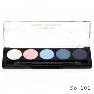 Professional Palette Golden Rose 101