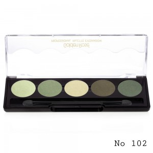 Professional Palette Golden Rose 102