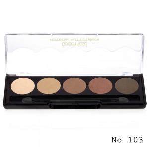 Professional Palette Golden Rose 103