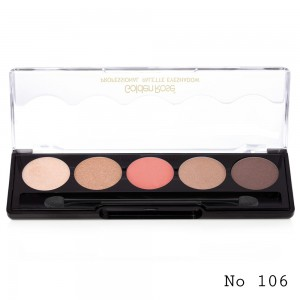 Professional Palette Golden Rose 106