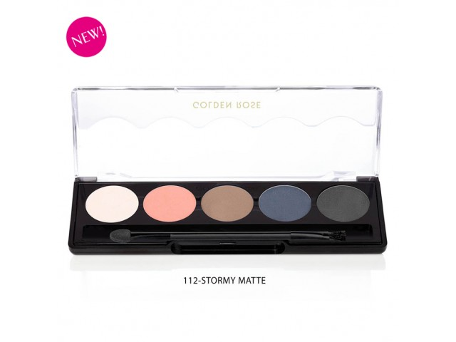 Professional Palette Golden Rose 112