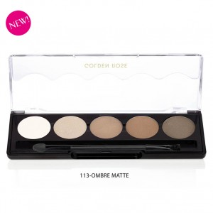 Professional Palette Golden Rose 113