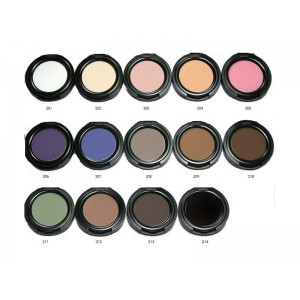SILKY TOUCH MATTE EYESHADOW 207 GOLDEN ROSE