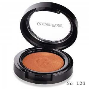 Silky Touch Pearl Eyeshadow 123 Golden Rose