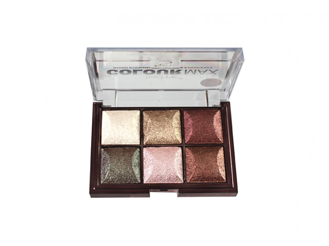 Colour Max Baked Eyeshadows Cappuccino Technic