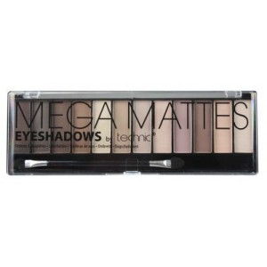 Mega Matte Eyeshadow Kit-Nudes