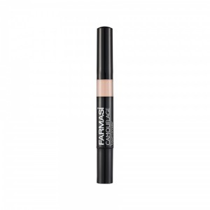 Camouflage Liquid Concealer - 03 Fair Farmasi