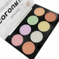 Colour Fix Cream Corrector Palette 8 Shades Technic