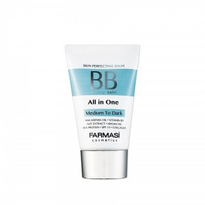 BB All in One Cream - Medium to Dark Farmasi