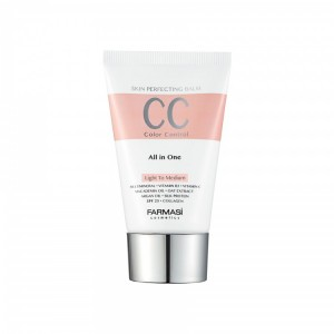 CC All in One Cream - Light to Medium Farmasi