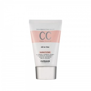 CC All in One Cream - Medium to Dark Farmasi