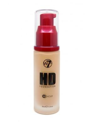 HD Foundation - Sand Beige W7
