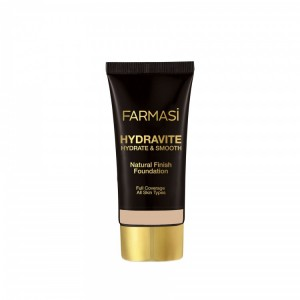 Hydravite & Smooth Foundation - 23 Porcelain Farmasi