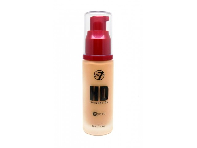 HD Foundation-Fresh Beige W7