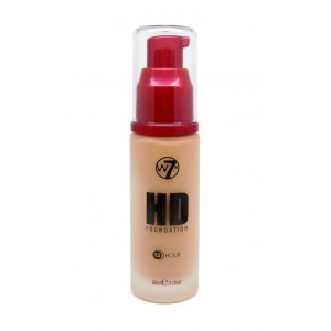 HD Foundation - Natural Beige W7