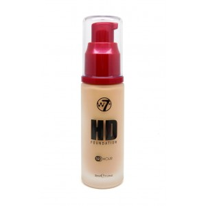 HD Foundation - Sand Beige W7