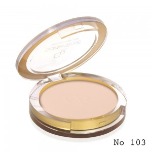 Pressed Powder Golden Rose 103