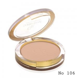 Pressed Powder Golden Rose 106