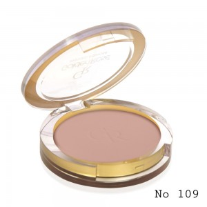 Pressed Powder Golden Rose 109