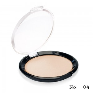 SILKY TOUCH COMPACT POWDER 04 GOLDEN ROSE