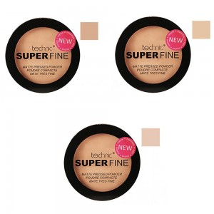 Superfine Pressed Powder Technic