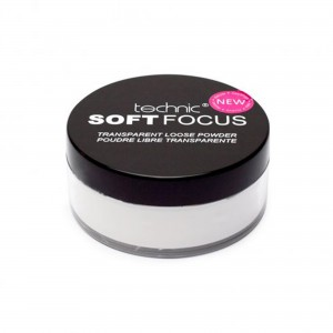 Soft Focus Transparent Loose Powder Technic