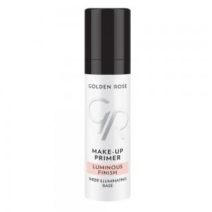 Make-Up Primer Luminous Finish Golden Rose - Βάση Μακιγιάζ για Φωτεινό Αποτέλεσμα