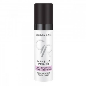 Make-Up Primer Mattifying & Pore Minimizing Golden Rose - Βάση Πριν Το Μακιγιάζ Για Ματ Αποτέλεσμα