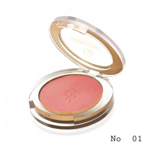 Powder Blush Golden Rose 01