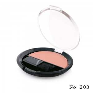 SILKY TOUCH BLUSH-ON 203 GOLDEN ROSE